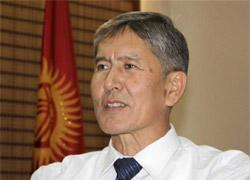 Kırgızistan Seçimlerinde Atambayev önde