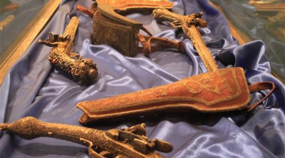 Rusya Osmanlı Silahlarını Sergiye Açtı