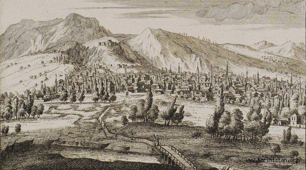 1717'de Manisa