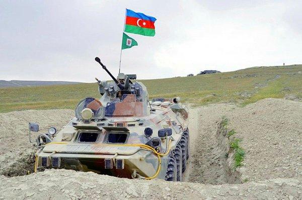 Azerbaycan yüz işgalci Ermeniyi öldürdü