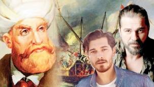 Barbaros dizisi TRT için çekiliyor