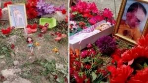 Ermeni ordusu 3 yıl önce 18 aylık Zehra'yı şehit etti - Ermeni vahşetinin gerçek yüzü...