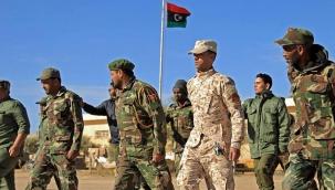 Libya'da bölünme tehlikesi