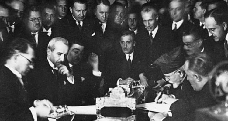 Lozan Barış Antlaşması'nı Korumak Vazifemizdir - Yazan: Tugay Uluçevik -  Tarihistan.org