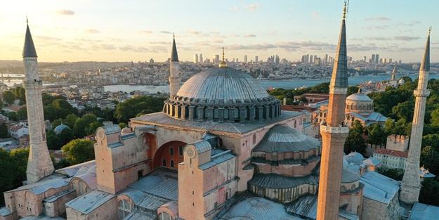 Suriye'de Ayasofya Kilisesi Kuruluyor!