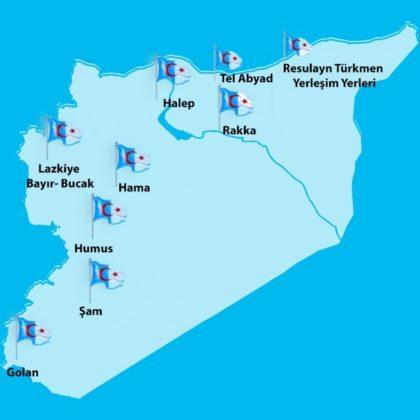 Suriye'de Türkmen Olgusu: Suriye Türkmenleri - Erdi Satılmış