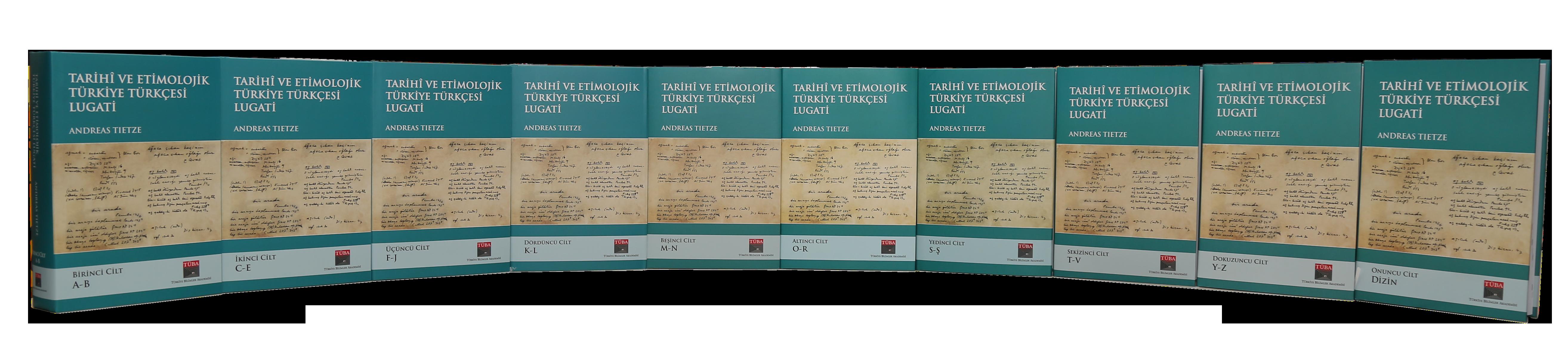 Tarihi ve Etimolojik Türkiye Türkçesi Lugatı Yayımlandı