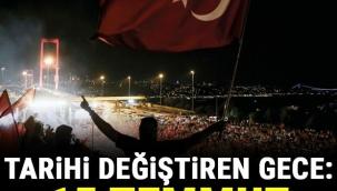 Türk Milleti Ayakta!