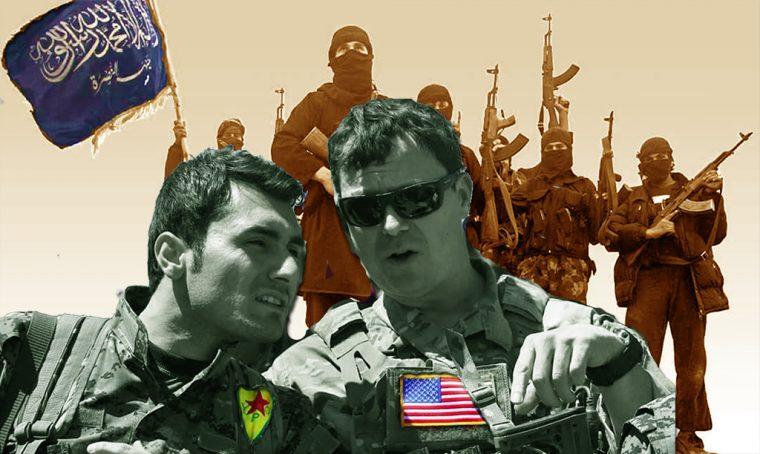 ABD VE PKK/YPG İÇİN DEAŞ - Yazar: Dr. İmbat MUĞLU