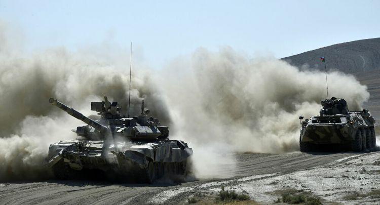 Azerbaycan: Türk askerler Azerbaycan birliklerin 'stratejik bölgeleri kurtarma' eğitiminde yer aldı