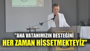 Çiğdem Asafoğlu: Batı Trakya Türkleri Türkiye'nin desteğini yanında hissediyor