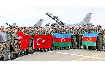 Kardeş Türkiye ordusunun Azerbaycanda kalmasına ilişkin Batı Azerbaycan İctimai Birliği'nin