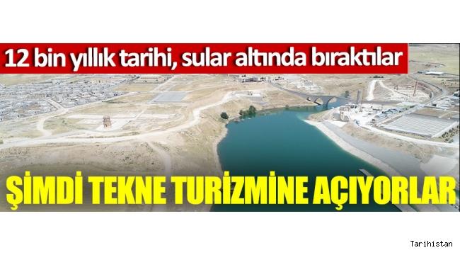 Sular Altında Kalan Tarih: Hasankeyf