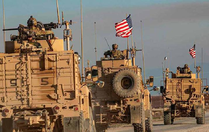 TÜRK DIŞİŞLERİNDEN ABD'Lİ ŞİRKETİN YPG/PKK İLE PETROL ANLAŞMASINA SERT TEPKİ