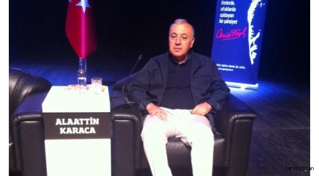 Vatan edebiyatı - Prof. Dr. Alaattin Karaca