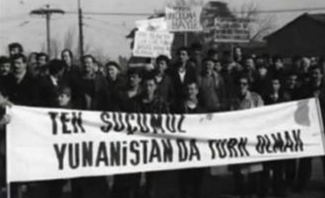 Yunanistan Batı Trakya'daki Medreseleri Kapattı!