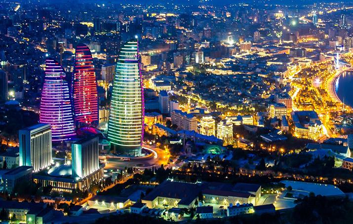 AZERBAYCAN: HAZAR'IN İNCİSİ