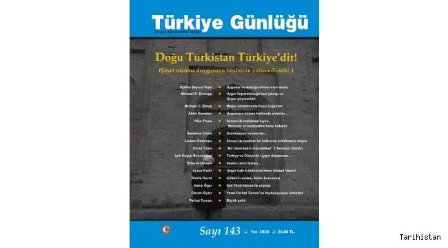 Doğu Türkistan Türkiye'dir
