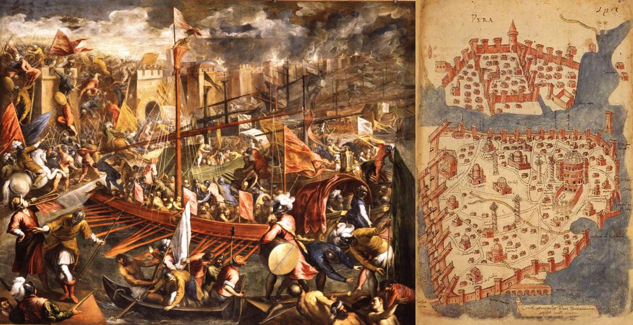 Haçlı istilasında 57 karanlık yıl