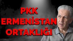 İşte kanıtlarıyla PKK-Ermenistan ortaklığı