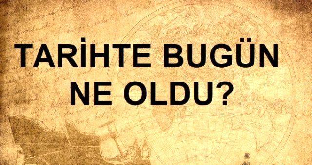 Tarihte bugün ne oldu? 9 Eylül tarihinde ne oldu, kim doğdu, kim öldü, hangi önemli olaylar oldu? İşte, 9 Eylül'de yaşananlar!