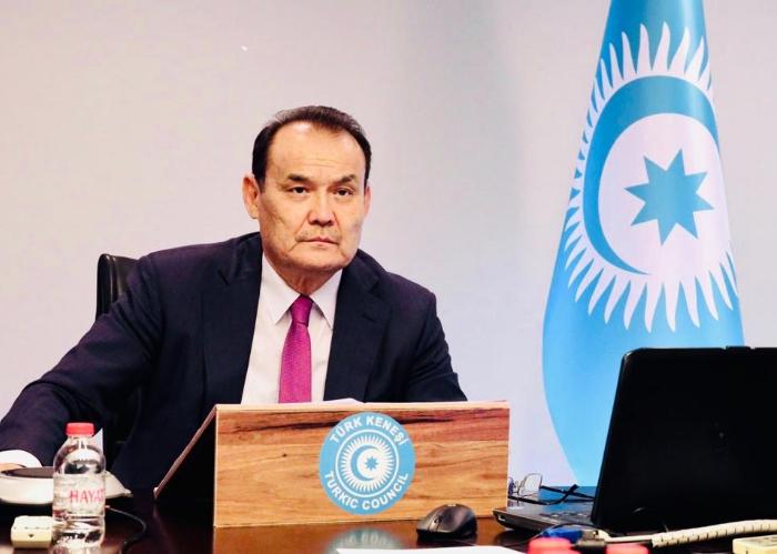 """Türk Konseyi Genel Sekreteri: """"Biz Türkleriz!"""