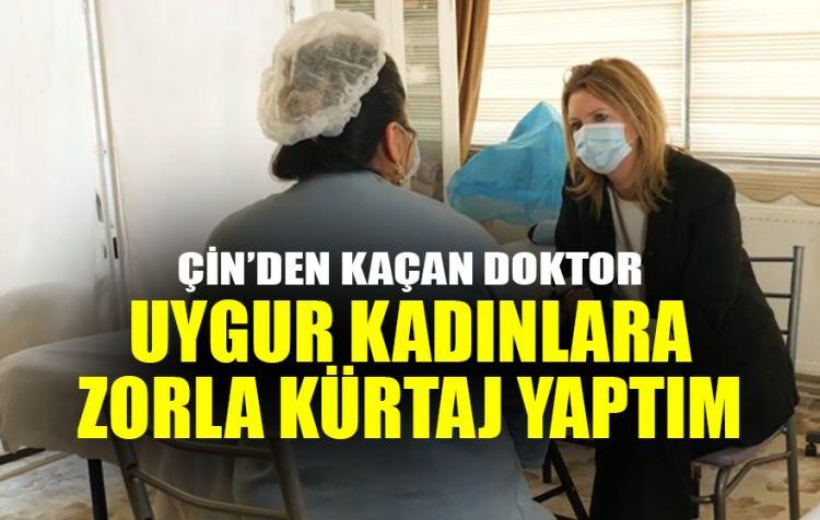 Uygur Türkü doktor, Çin'in uyguladığı etnik temizliği anlattı