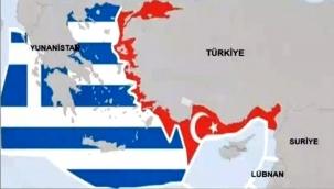 Yunanistan'a 'Sevilla haritası' yanıtı