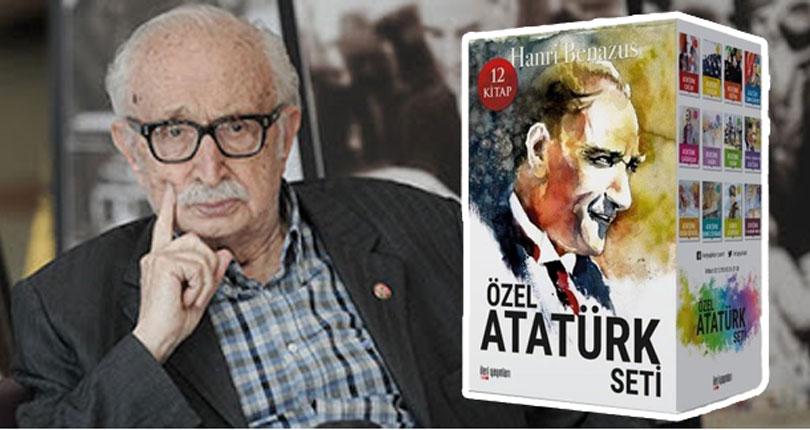 Atatürk fotoğrafları peşinde bir ömür...