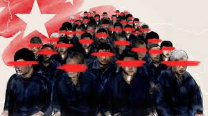 ÇİN'DE KÖLE İŞÇİ GERÇEĞİ: TOPLAMA KAMPLARINDAKİ UYGURLARIN ÇALIŞTIĞI BİR FİRMA DAHA TESPİT EDİLDİ!