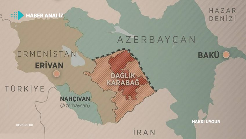 Dağlık Karabağ İşgali ve İran'ın Yaklaşımı - Hakkı Uygur