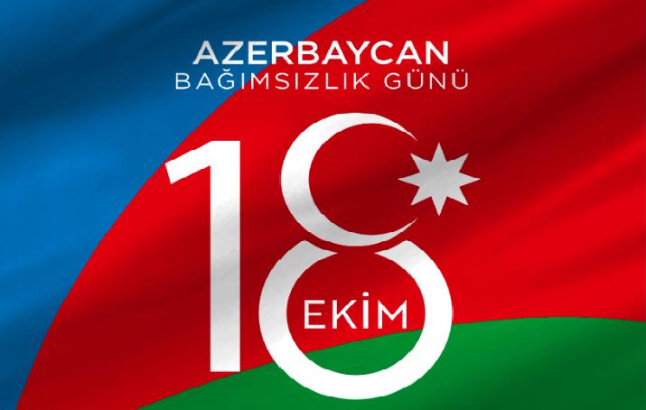 TÜRK KONSEYİ, AZERBAYCAN'IN BAĞIMSIZLIK GÜNÜ'NÜ KUTLADI