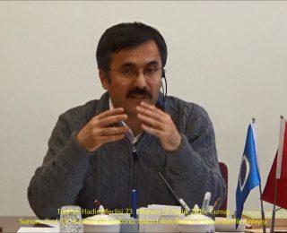 TÜRKİYE VE TÜRK DÜNYASI NEREYE GİDİYOR? - Prof. Dr. İbrahim Maraş
