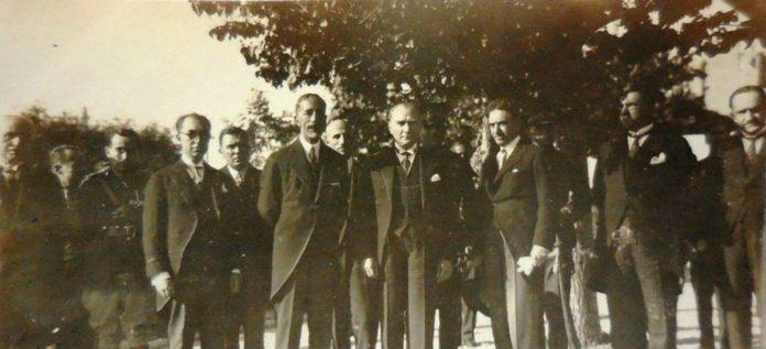 Yurtta Sulh Cihanda Sulh Mottosu Bağlamında Atatürk ve Dost Ülke Liderleri - Yazar: Emre Güngör
