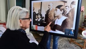 Atatürk'le Aynı Fotoğrafta Bulunan Remziye Tatlı Vefat Etti