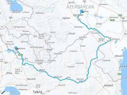 AZERBAYCAN HÜKUMETİ, BAKÜ'DEN NAHÇIVAN'A OTOYOL İNŞA EDECEK