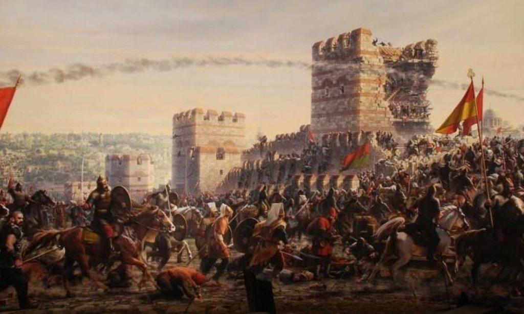 Dünyayı Değiştiren 1453 - Yazar: Dastanbek Razak Uulu