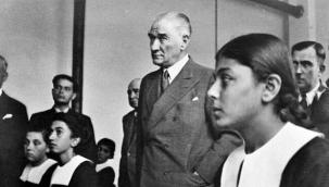 Mustafa Kemal Atatürk'ün öğretmenlerle ilgili sözleri