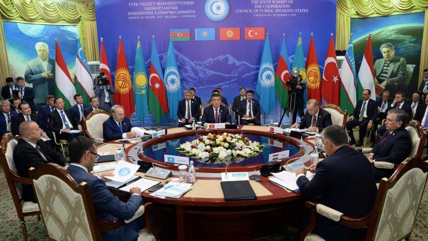 Türk Konseyi Gençlik ve Spor Çalışma Grubu Toplantısı