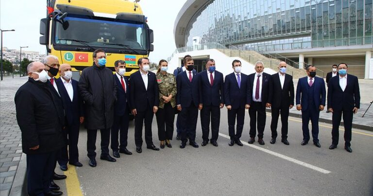 Türk Konseyinden Azerbaycan'a yardım