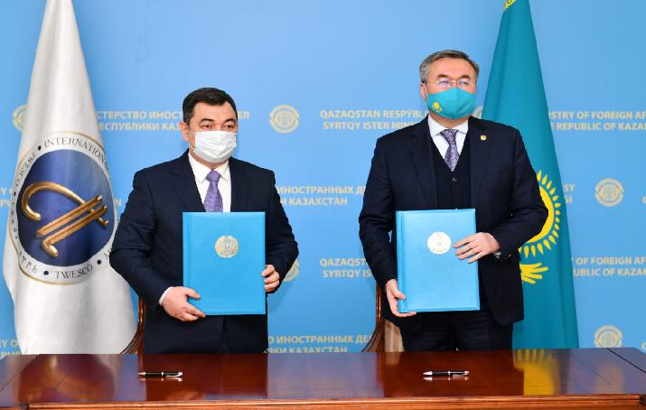 Uluslararası Türk Akademisi Uluslararası Teşkilat Statüsü Kazandı