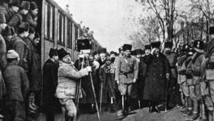 Atatürk'ün Ankara'ya gelişinin 101. yıl dönümü