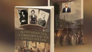 Ceyhun Nabi'nin, Alevlenen Aşk: Cumhuriyet ve Şefika Sultan adlı belgesel romanı çıktı!