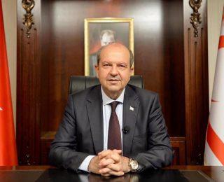 Ersin Tatar: iki Devletli çözüm