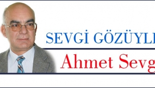 Yazar olmak - Ahmet SEVGİ