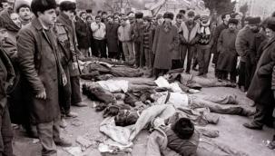 20 Ocak Katliamı'nın 31. yıl dönümü