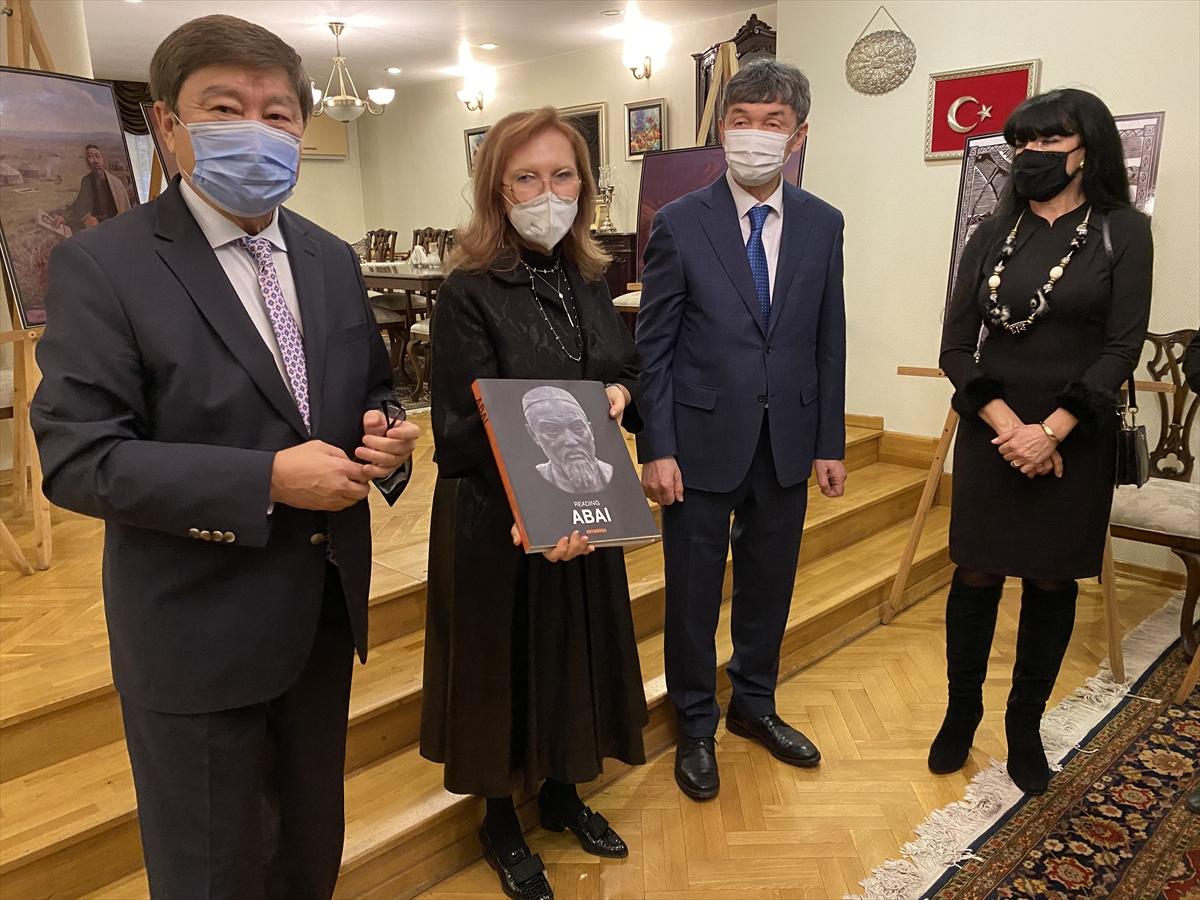 Abay Kunanbay'ın kültürel mirası tanıtıldı