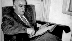 Ahmet Hamdi Tanpınar (d. 23 Haziran 1901 / ö. 24 Ocak 1962) - Yazar: PROF. DR. YUNUS BALCI