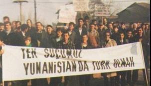 Batı Trakya Türkleri Derneği Genel Başkanı Necmettin Hüseyin: Yunan derin devleti inancımıza saldırıyor