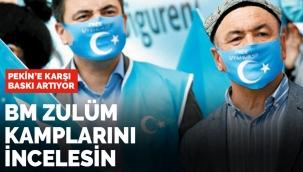 Çin'in Uygur Türklerine karşı uyguladığı baskılar incelensin